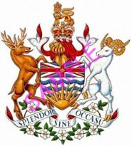 B.C. Coat of Arms