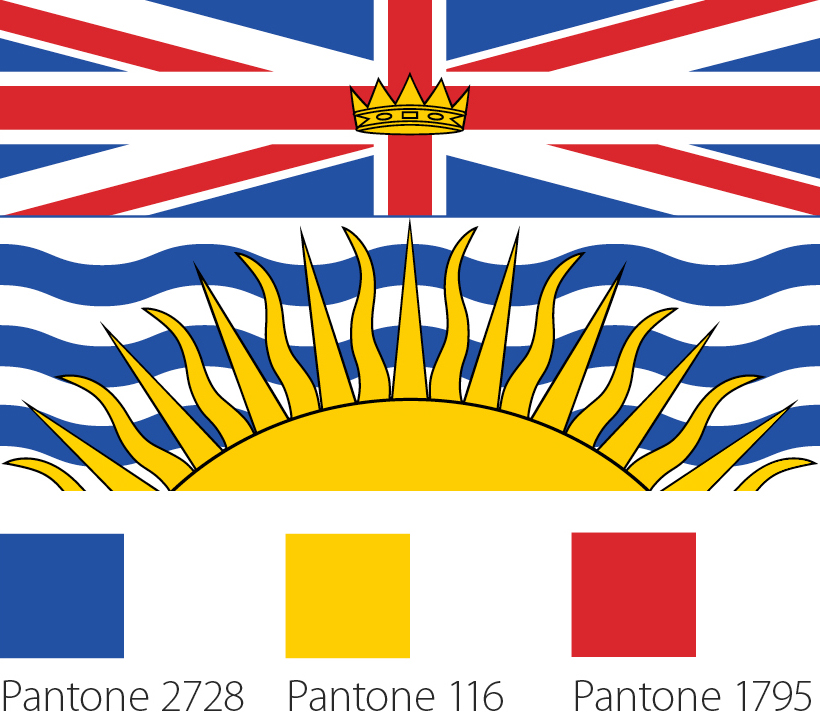 Provincial Flag Colours