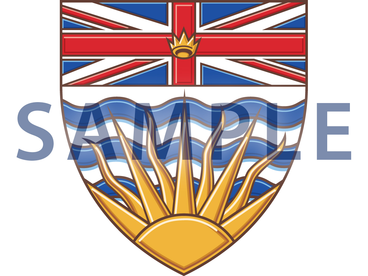 The Shield of British Columbia