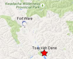 Tsay Keh Dene Nation