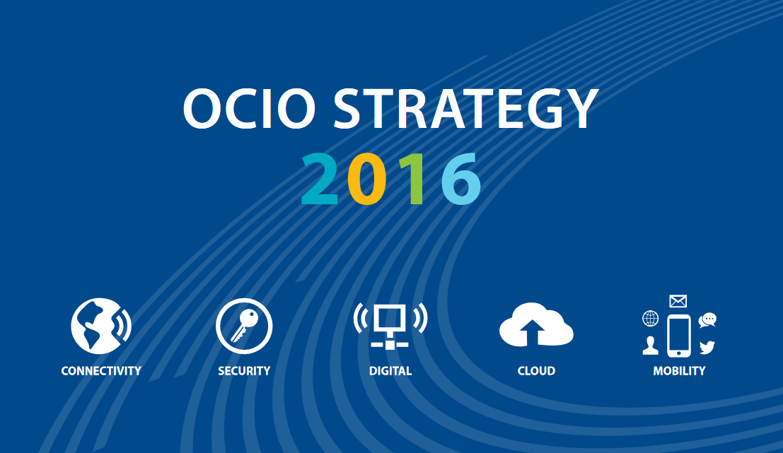This is an image of the OCIO Strategy, click to open the pdf version