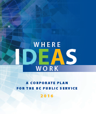BC Public Service Corporate Plan
