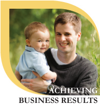 achieving business results