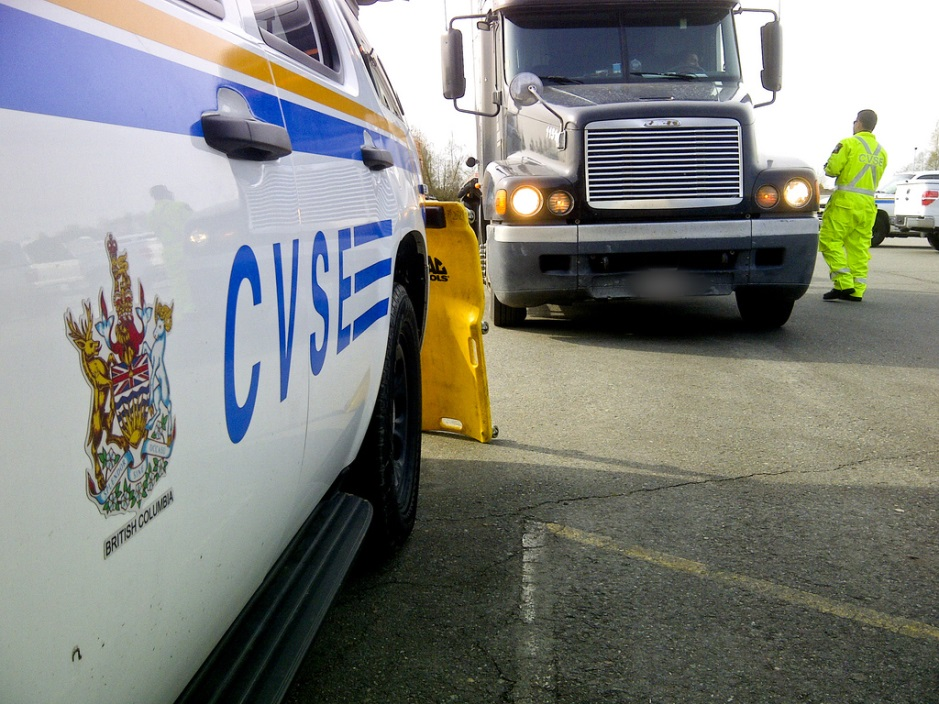 CVSE service vehicles