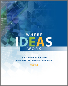 Where Ideas Work - A Corporate Plan (PDF, 2.6MB)