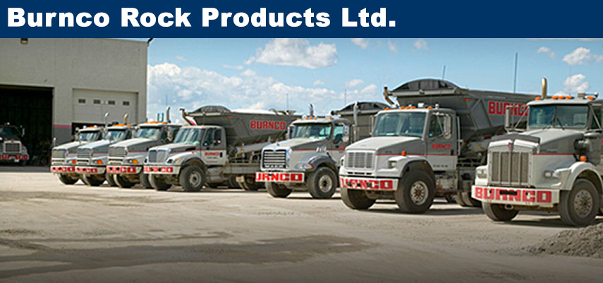 Visit the Burnco Rock Products Ltd. website