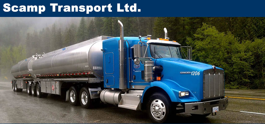 Visit the Scamp Transport Ltd. website
