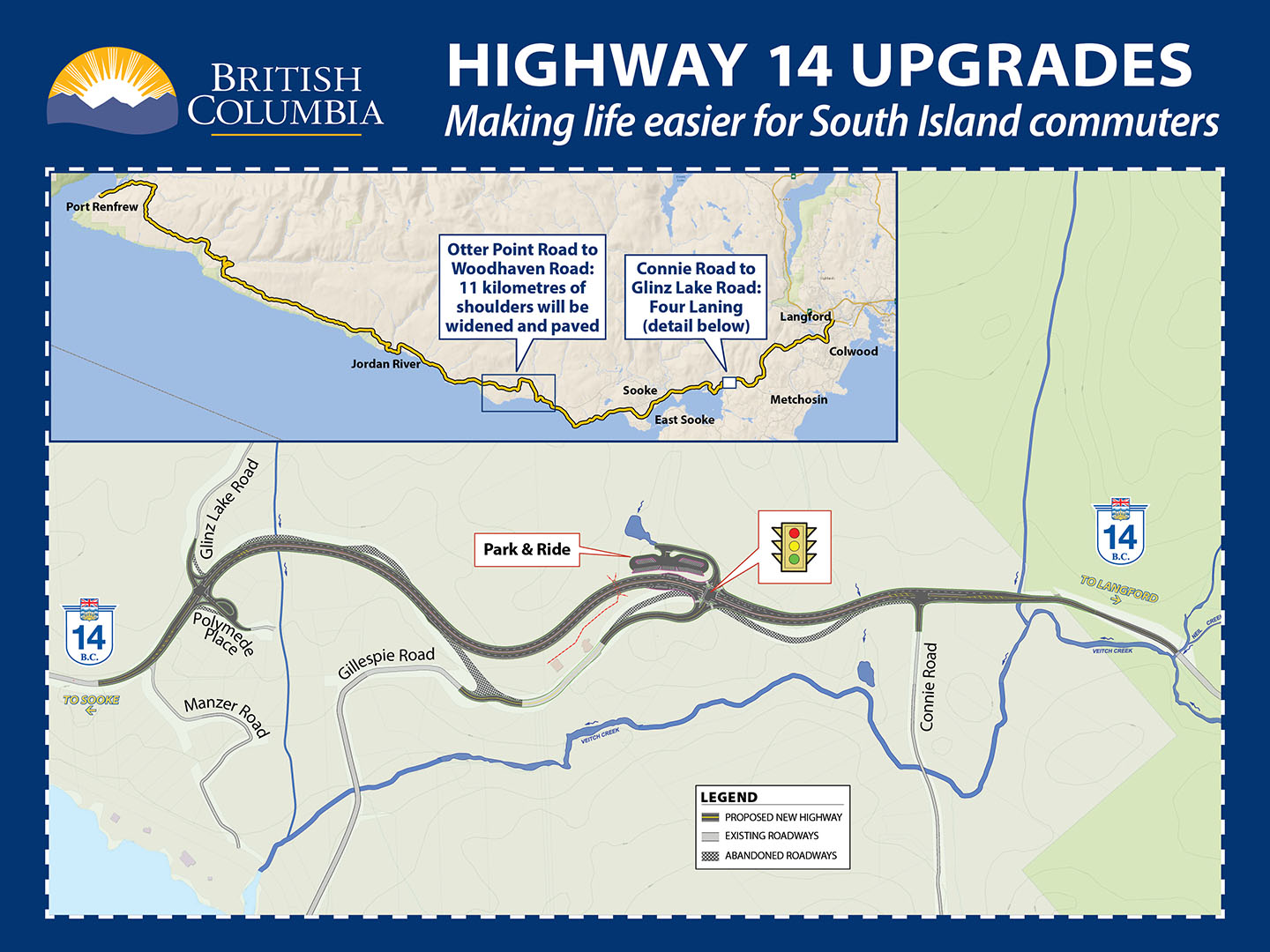 Hwy 14 Upgrades