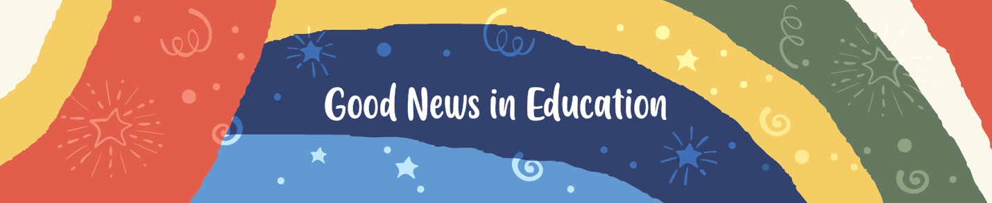 Return to the Good News in Education landing page