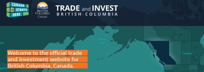 Business amp Economic Development Province of British Columbia
