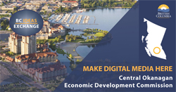 Make Digital Media Here Success Story Central Okanagan Economic Development Commission