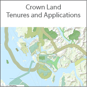 Crown land tenures and applications