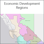 Economic Development Regions Thumbnail
