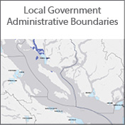 Local Government Administrative Boundaries