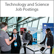 Technology and Science Job Postings Thumbnail