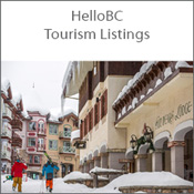 HelloBC Tourism Listings