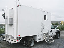 The Ministry of Environment's  Mobile Air Monitoring Laboratory (MAML)
