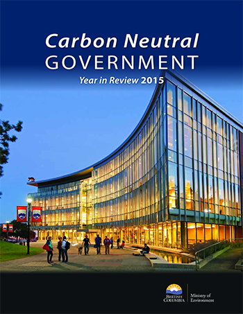 Carbon Neutral Governement 2015 Year in Review
