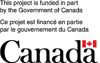 This project is funded in part by the government of Canada