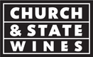 Logo de Church & State Wines