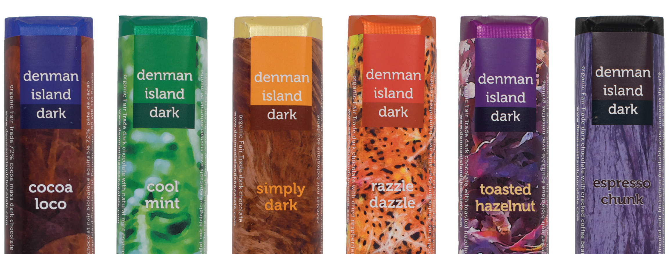 Denman Island Chocolate images