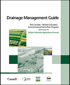 Drainage Management Plan Guide cover