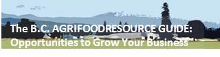 Agrifood Resource Guide