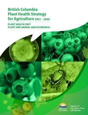 Plant Health Strategy