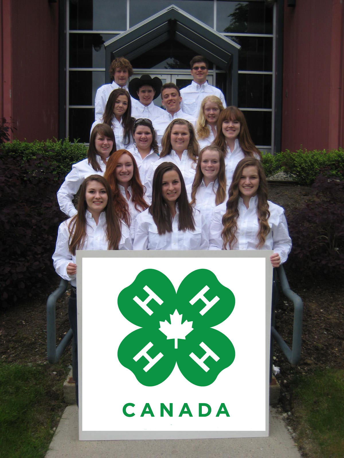 Register today on the 4-H BC website