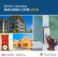 Cover image of BC Building Code 2018