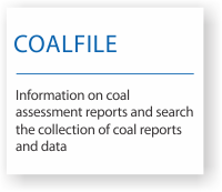 For information on coal assessment reports and search the collection of coal reports