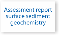Assessment report surface sediment geochemistry
