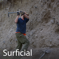 Surficial geology