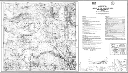 Geology of the Scud River Area, northwest B.C. (104G/5)