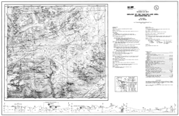 Geology of the Tahltan Lake Area, northwest B.C. (104G/13)