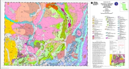 Geological Compilation of the Trail Map Area, southeastern British Columbia (82F/3,4,5,6)