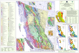 GIS Maps and Databases of Mafic-Ultramafic Hosted Ni, Cu-Ni, Cr+/- PGE Occurrences and Mafic-Ultramafic Bodies in British Columbia