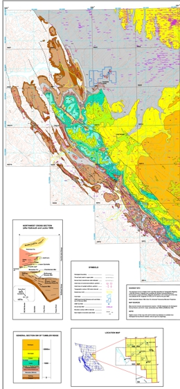 Geoscience Maps - Province of British Columbia