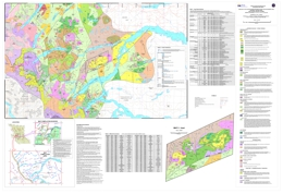 Geology of the Tahtsa Ranges Between Eutsuk Lake and Morice Lake Area, Whitesail Lake Map Area, west-central British Columbia