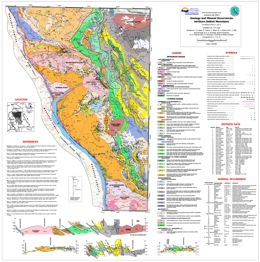 Geology and Mineral Occurrences, Northern Selkirk Mountains, southeastern British Columbia (parts of 82M/8,9 and parts of 1 and 10)