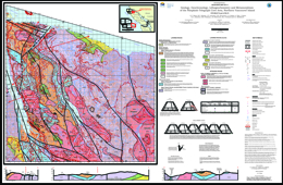 Geology, Geochronolgy, Lithogeochemistry and Metamorphism of the Nimpkish-Telegraph Cove Area, northern Vancouver Island by (92L/7 and part of 92L/10)