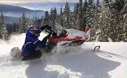 snowmobiles are ORVs