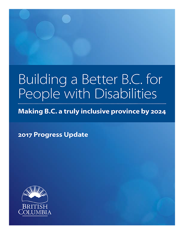 2017 Progress Report cover