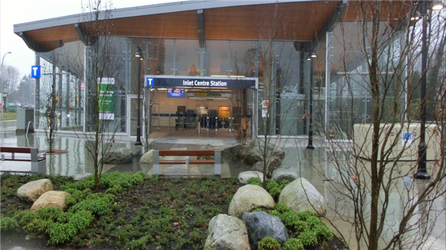 Inlet Centre Station