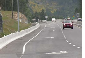 Hwy 1 Malahat Safety Improvements - Shawnigan Lake Rd to Summit Weather Station