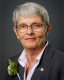 Photo of Minister Donna Barnett