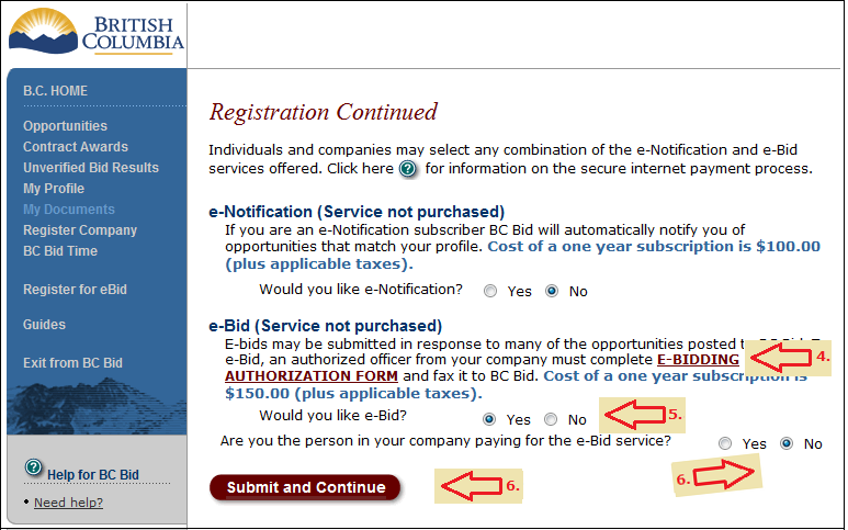 "alt=""BC Bid eBid registration screen"""