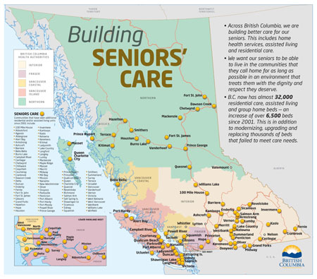 building seniors care