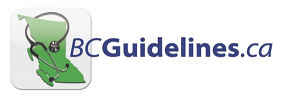 logo of BC Guidelines