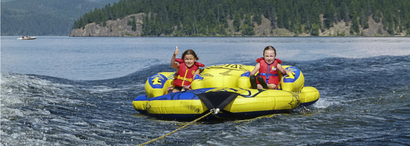 Ride the waves or relax on the lake. Just remember to stay safe by following these water safety tips.